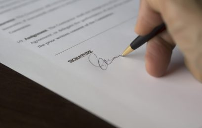 Is Your Contract Agreement in Writing?