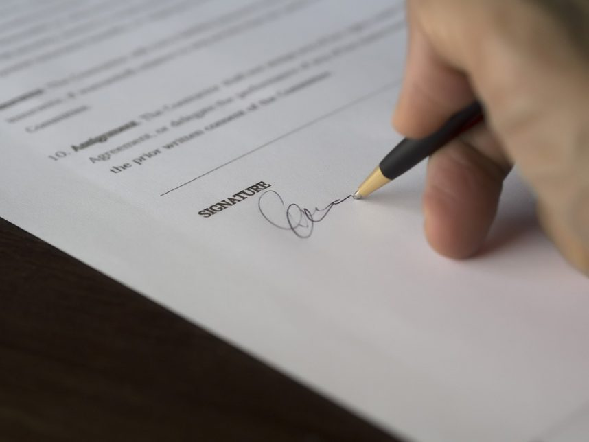 Are Your Business Agreements in Writing