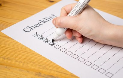 Your Annual Marketing Checklist
