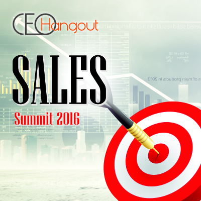 Sales Summit 2016 Bangalore
