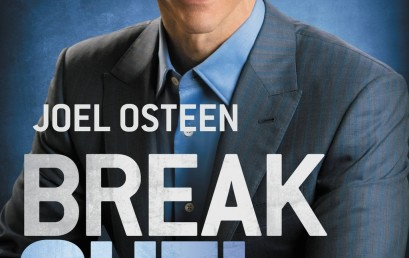 Book Review – Breakout by Joel Osteen