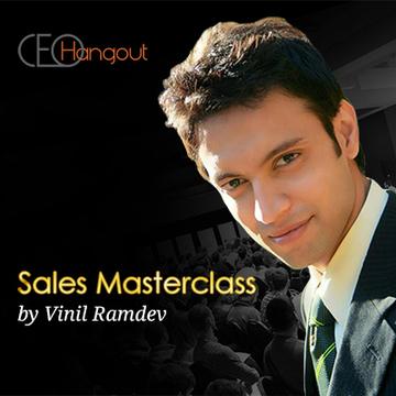 Sales Masterclass Bangalore
