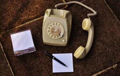 Things you need to know about Telephone Etiquette