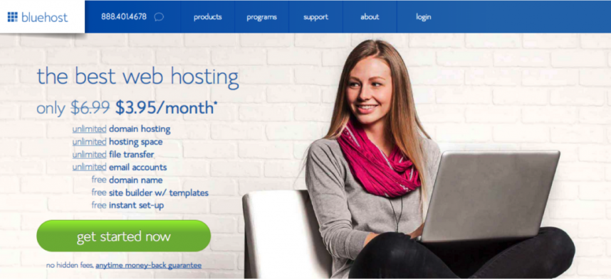 Bluehost 1