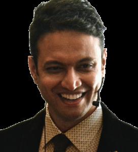 Vinil Ramdev personal branding consultant