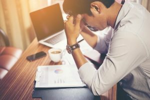 5 Steps to keep calm under Stress at Work