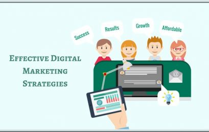 Effective Digital Marketing Strategy for An eCommerce Store