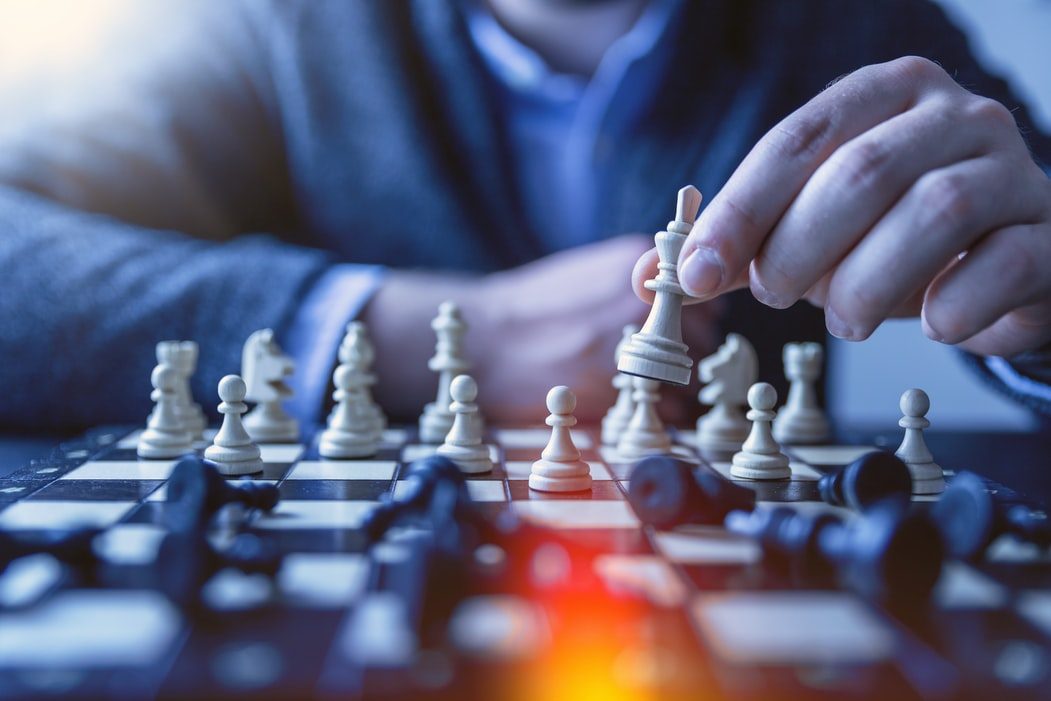 Using Game Strategies to Get Ahead in Business