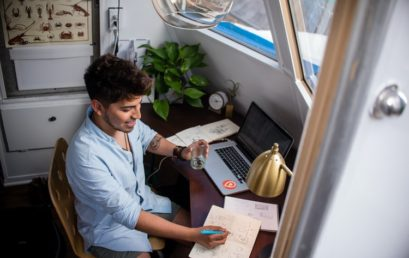 Remote Work: 4 Steps to Help Employees Thrive