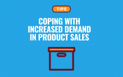 How to Cope With Increased Demand in Product Sales