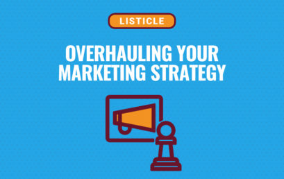 Signs Your Marketing Strategy Needs a Major Overhaul