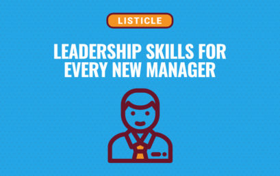 7 Effective Leadership Skills Every New Manager Should Know
