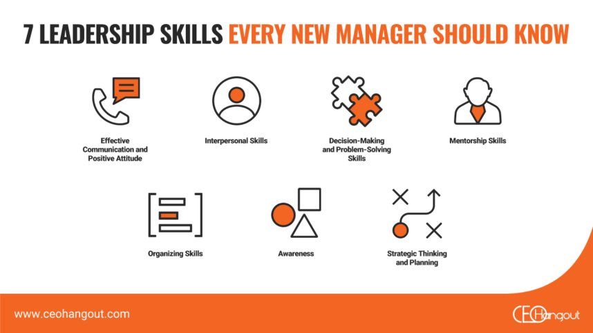 new manager leadership skills
