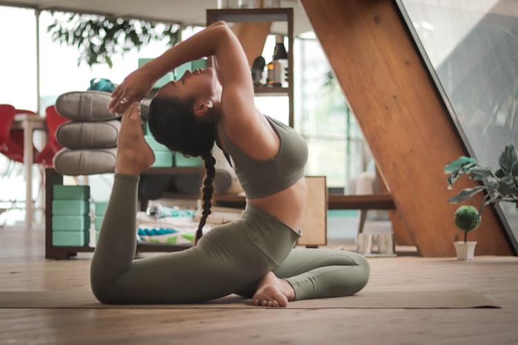 Using Yoga to Improve Productivity