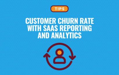 Mitigating Customer Churn Rate with SaaS Reporting and Analytics