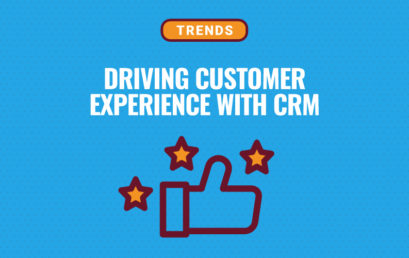 5 CRM Trends Driving Customer Experience