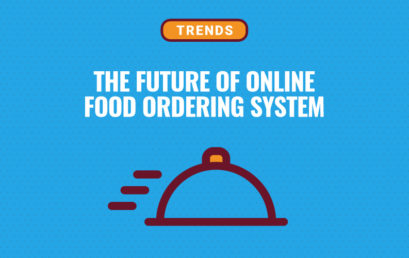 Trends That Will Change The Future Of Online Food Ordering System