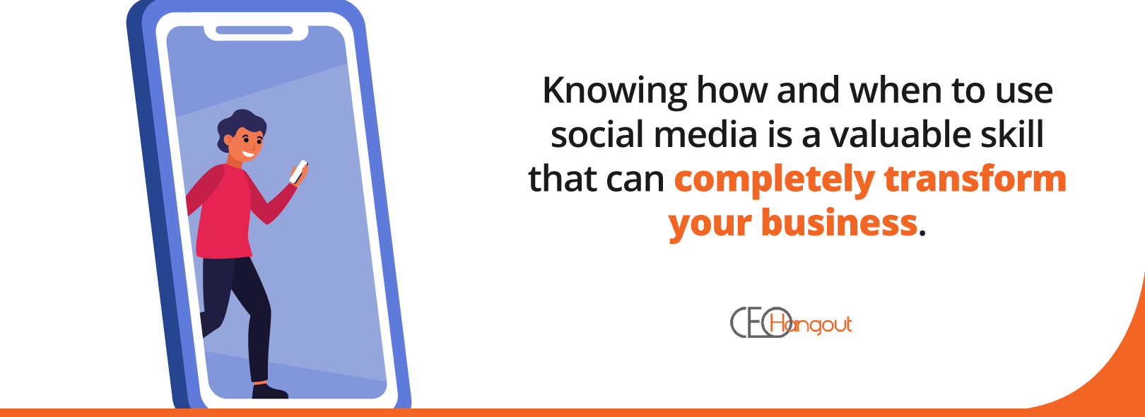 knowing how and when to use social media (1)