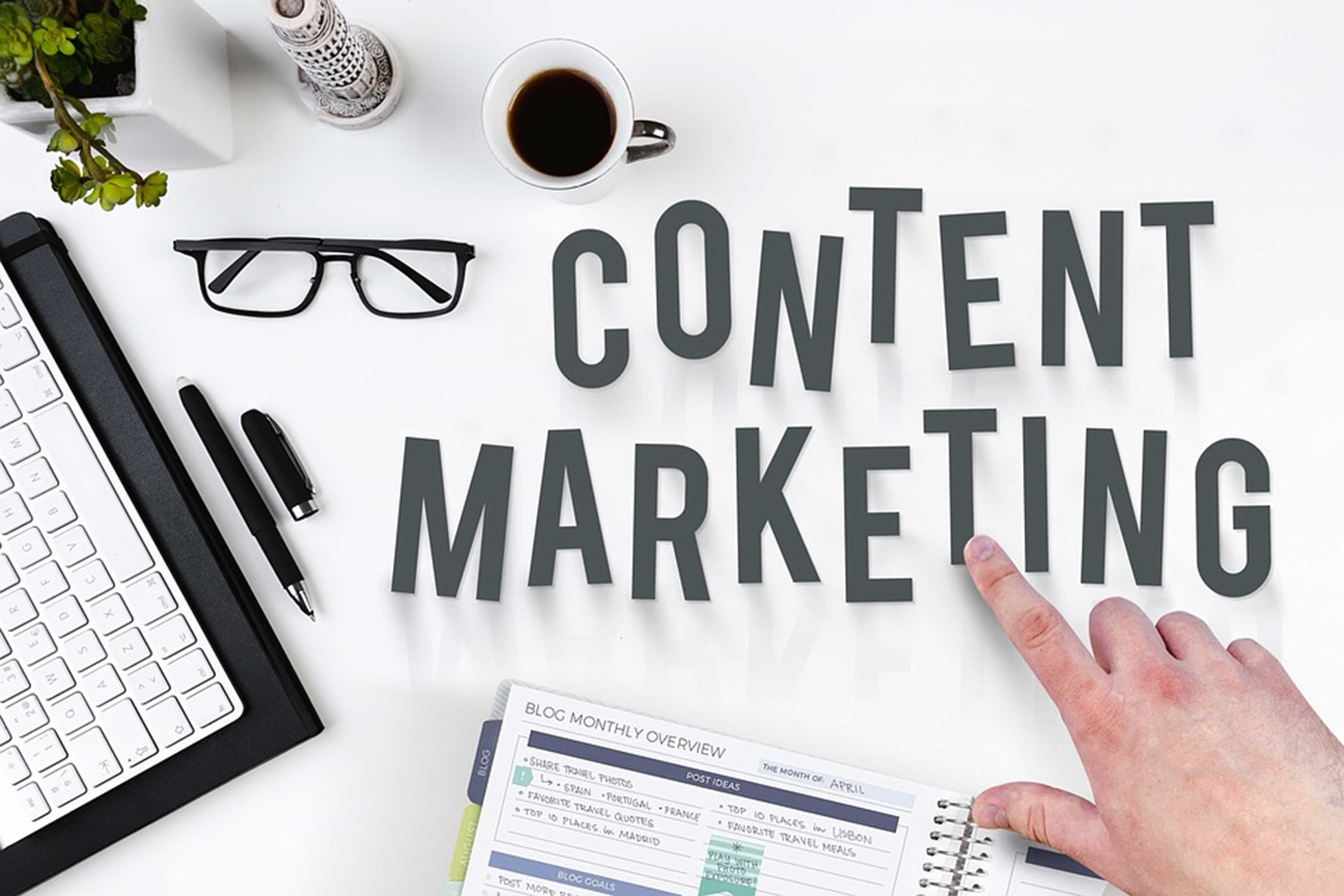 whales of creating content marketing